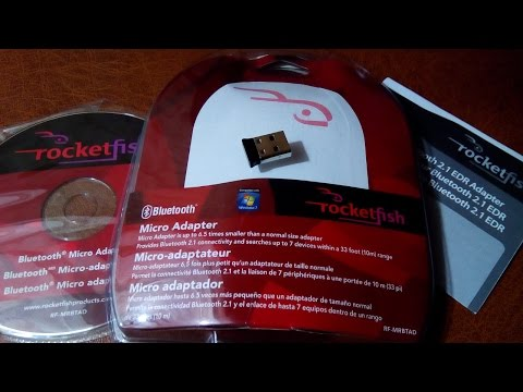 Rocketfish RF-MRBTAD Bluetooth Adapter Broadcom BCM2046B1 Hackintosh BIOS