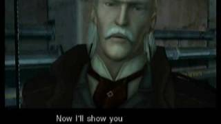 Metal Gear Solid: The Twin Snakes Part 5  - Ocelot