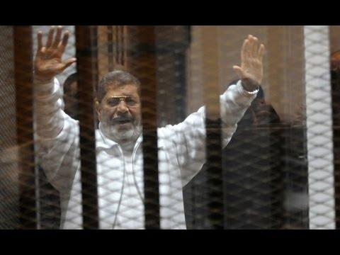 Mohammed Morsi death sentence upheld by Egypt court