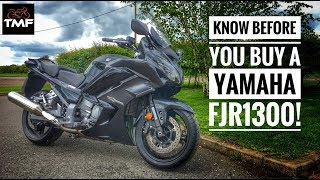 Top 5 things you need to know before you buy a Yamaha FJR1300