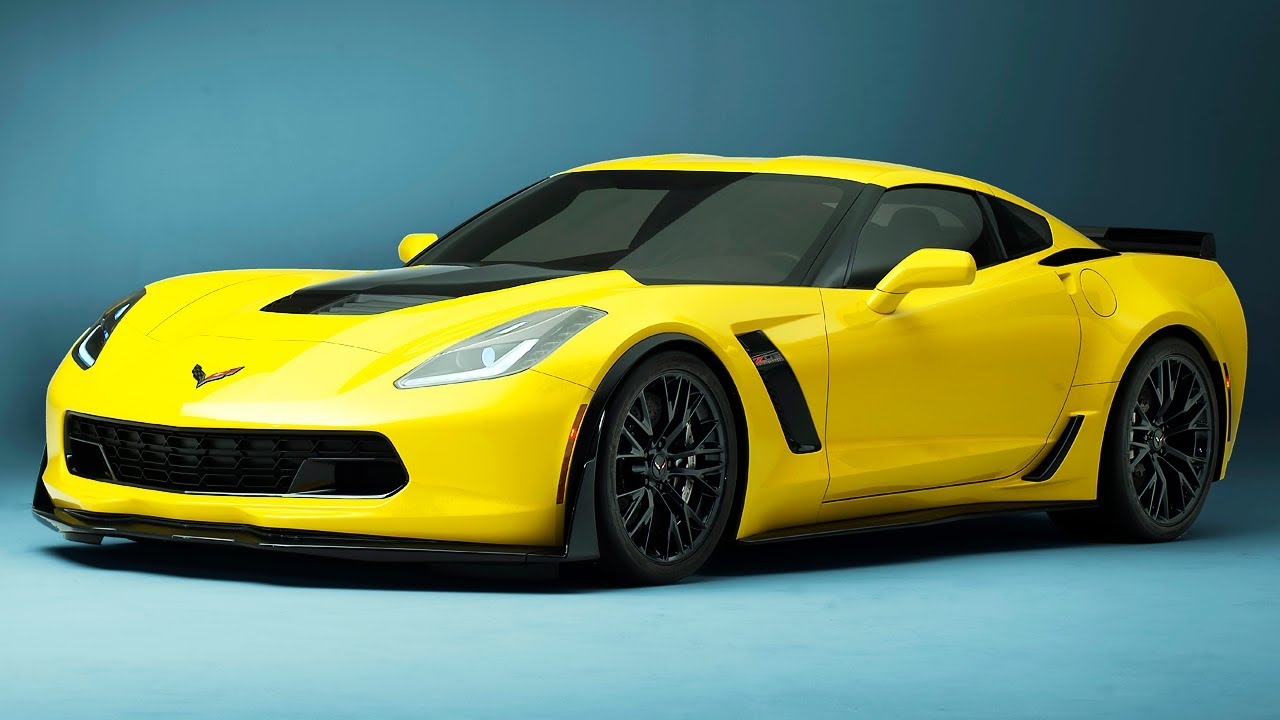2015 Chevrolet Corvette Z06 First Look The Fastest