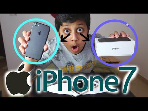 فيديو ايفون 7 - انكسر التلفون وانا اصور قهررر