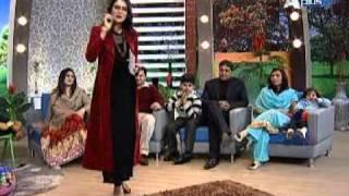 Subh Ki Fiza Epi 16 Part 1/8 Guest : Saira Arshad, Faisal, Nazish And Addy Baig