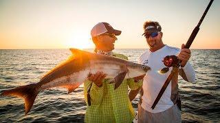 Reel Time Florida Sportsman - Ft. Myers Cobia - Season 4, Episode 6 - RTFS