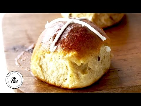 How to Bake Hot Cross Buns for Easter in 6 Easy Steps!
