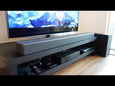 Samsung Hw N950 Review The Best Soundbar Money Can Buy By Totallydubbedhd Youtube