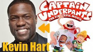"""Captain Underpants""(2017) Voice Actors and Characters"