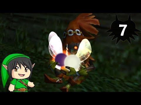 The Legend of Zelda: Majoras Mask 3D  Part 7: Old Friendships