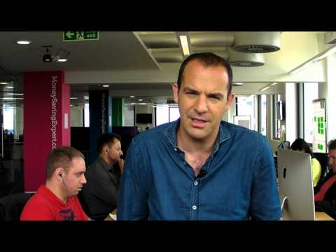 Martin Lewis - Loans & Credit Cards Percentages