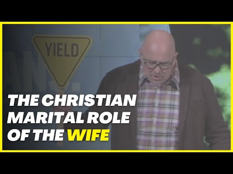 The Matter of Marital Roles, The Wife   Walk in the Word TV