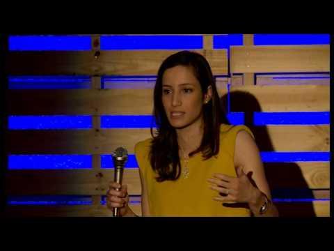 Grit! | Nesrine Gharbi Ferradji | TEDxAudinSquareWomen