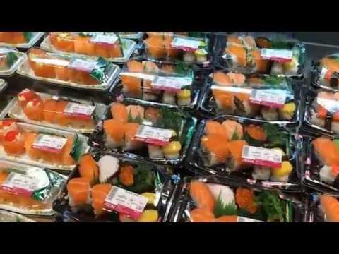 Sushi Aeon Mall in Cambodia