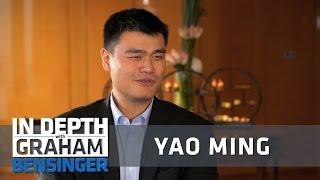 Yao ming: racial slur locker room mix up