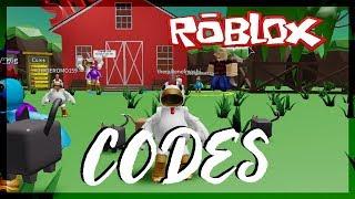 All Code In Chicken Simulator 2 - (Roblox!!)