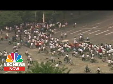 How NBC Covered Tiananmen Square In 1989   NBC News Now