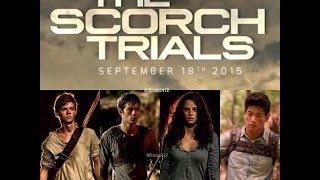Maze Runner 2: The Scorch Trials 2015 HDTrailer  imdb