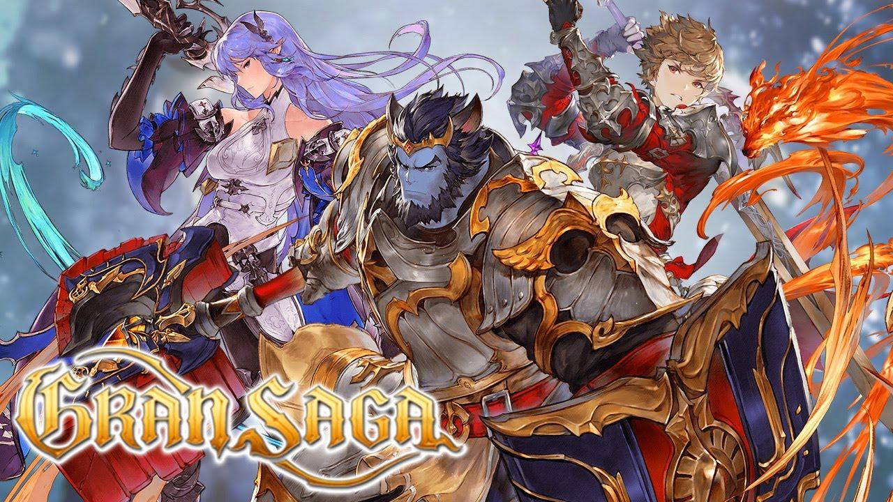 Kết quả hình ảnh cho Gran Saga