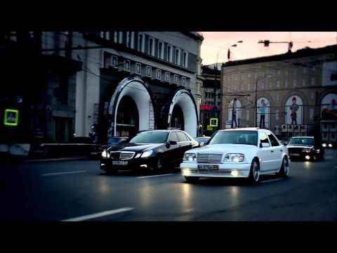 Mercedes E500 Moscow Club
