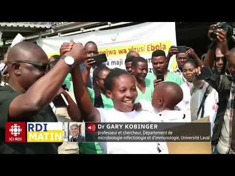 Traitements prometteurs contre le virus Ebola