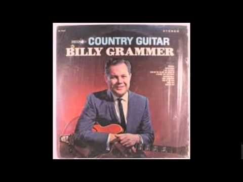 Billy Grammer - Country Blues Guitar