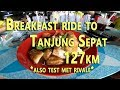 Weekly Ride Workout And Breakfast
