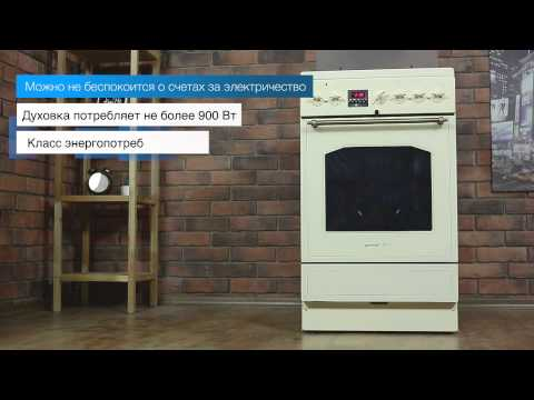 1 часть ПОЛНЫЙ видеообзор плиты Gorenje CC 600 настройка программатора