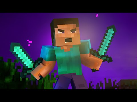 "Thumbnail: ♫ ""Face The Mob"" - An Original Minecraft Rap Song Animation (Music Video)"