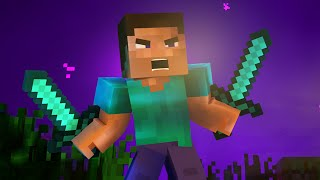"♫ ""Face The Mob"" - An Original Minecraft Rap Song Animation (Music Video)"