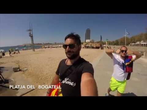 Barcelona Trip - quick tour around the city's best sites