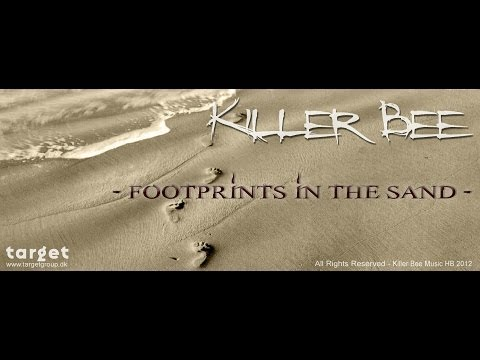Killer Bee - Footprints In The Sand (official music video)