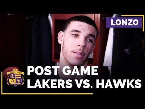 Lonzo Ball On Lakers Locker Room Mentality: 'It's Us Against Everybody'