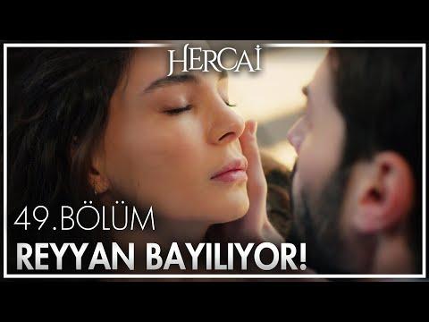 Reyyan, Miran'ı korkutuyor!  - Hercai 49. Bölüm