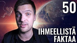 50 IHMEELLISTÄ FAKTAA MAAILMASTA #21