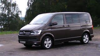 VW Caravelle test-drive(Что вам надо знать про VW Caravelle Highline Это лучший коммерческий минивэн в Европе, далеко опережающий по продажа..., 2016-08-31T00:40:50.000Z)