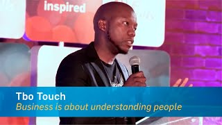 Business is about understanding people | Tbo Touch | Live Better Talks