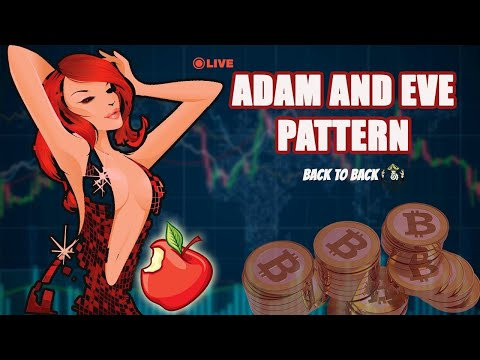 Bitcoin Keeps Forming Adam And Eve Patterns? Back To Back?