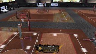 Cheater Cheats his way to win 5k vc-NBA 2K18