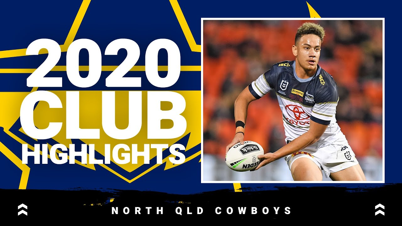 2020 Cowboys Club Highlights | Round 1 - 10 | NRL