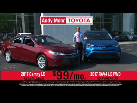 All New Camry Commercial Grand Veloz 1.3 Mt Toyota Video Vault Avon Dealer Andy Mohr Tv August 2017 Indianapolis Indiana