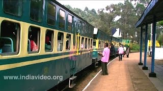 A Magical Journey to Ooty on Nilgiri Mountain Railway