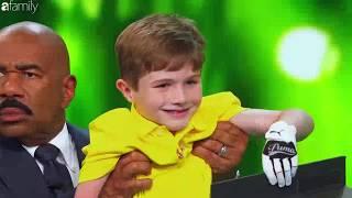 Little Big Shots Vietsub - Cậu bé cụt 1 tay khiến cả thế giới thán phục Phần 2