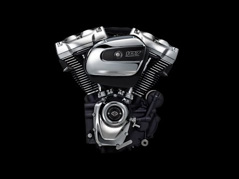Harley-Davidson's New Engine: The Milwaukee-Eight