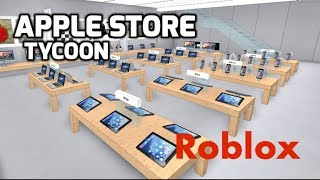 Roblox Apple Store Tycoon #1