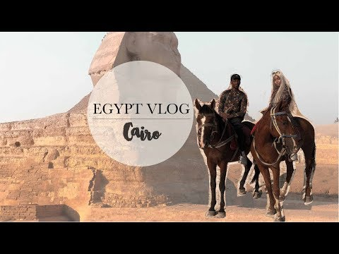 TRAVEL WITH US : EGYPT | CAIRO Vlog 1