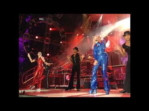 Spice Girls - Live At Wembley Stadium, London - The Lady Is A Vamp