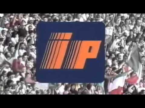 Sigla mitica della Nazionale anni 80