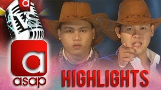 ASAP Versus: Noven and Marcelito, a battle of champions you shouldn' miss!