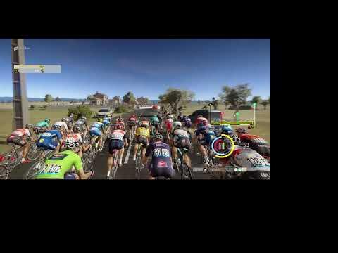 TDF 2021 Game, Stage 13 of Tour De France as Jumbo Visma |
