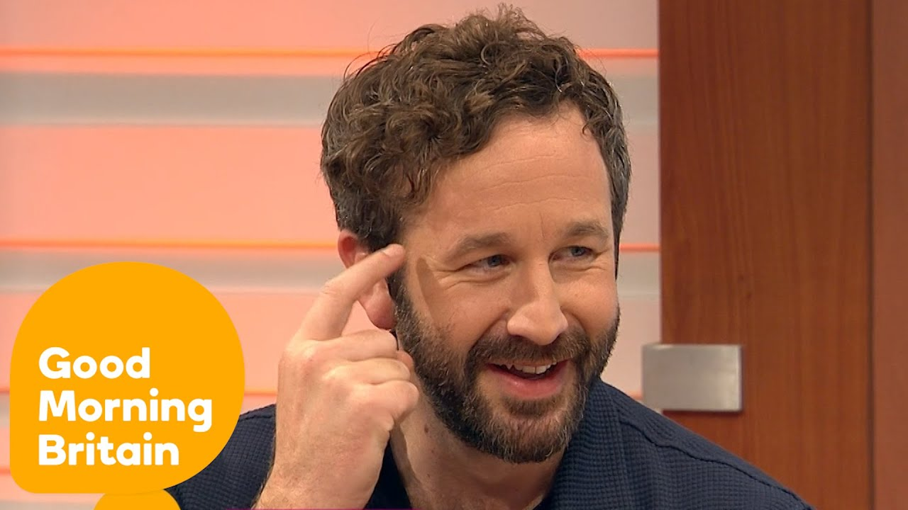 Download Chris O'Dowd And Nick Vincent Murphy On Writing Moone Boy | Good Morning Britain