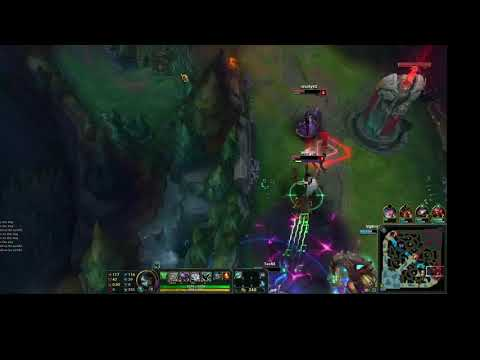 League of legends - Akali Mid (Quadra)  - Dubai player faisalalkous - Eu west
